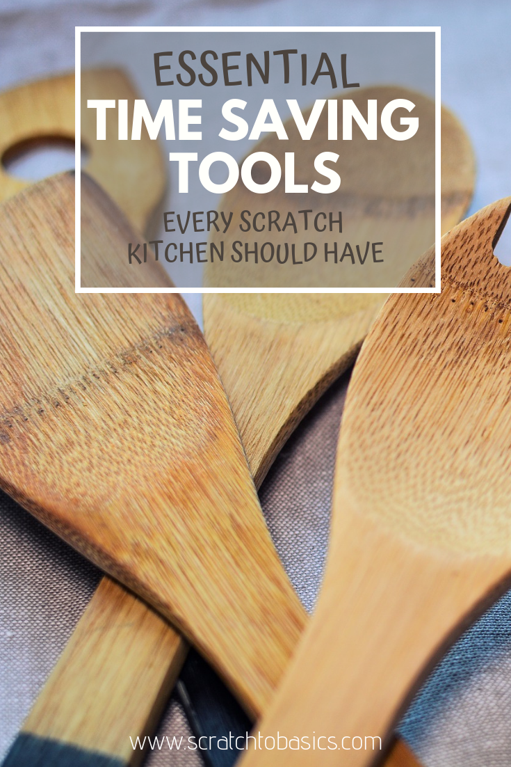 Essential time saving tools in the kitchen that every scratch kitchen should have