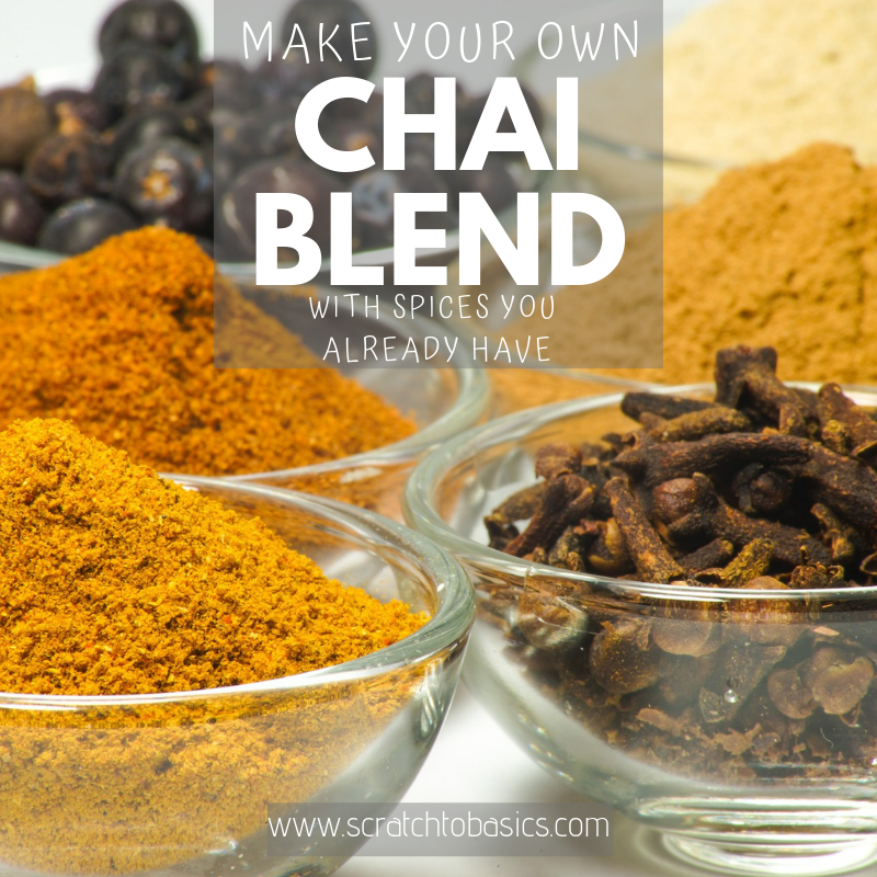 diy spice blend, chai blend, fall spice mix, warm spice mix diy, ginger recipes, cinnamon recipes, how to use chai spice