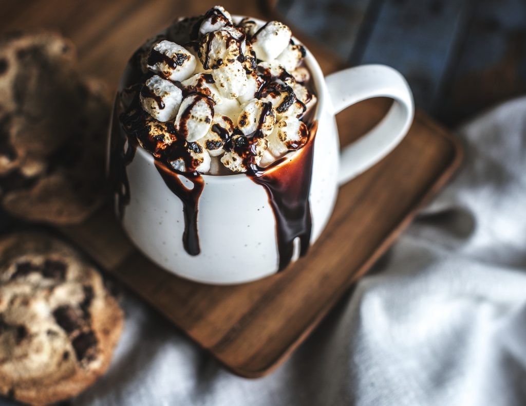 Make your own hot cocoa however you like it